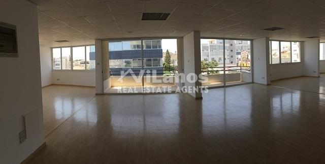 (For Rent) Commercial Office || Limassol/Mesa Geitonia - 205 Sq.m, 2.200€